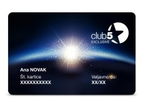 Podaljšanje Exclusive članstva v klubu Club 5* Top Shop