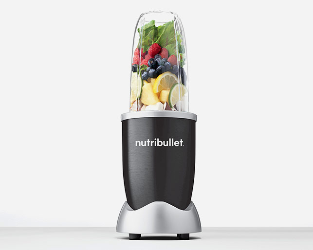 Nutribullet 600 5pcs Black